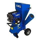 DENQBAR Gartenhcksler/Gartenschredder mit 11 kW (15 PS) Benzinmotor