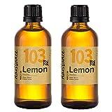 Naissance Zitronenöl (Nr. 103) 200ml (2x100ml) 100% naturreines ätherisches Öl