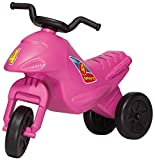 Dohany Rutscher Motorrad Fahrzeug 4 Mini Kinder Laufrad Lauflernrad pink