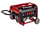 Einhell Stromerzeuger (Benzin) TC-PG 3500 W (4,1 kW, Dauerleistung bis 2600 W, max. 3100 W, zwei 230...