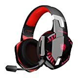 Gaming Headset für Xbox One PS4 PS5, Upgrade Version G2000 Gaming Headset mit abnehmbarem Noise...