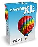 Fotoworks XL 2 (2021er Version) Bildbearbeitungsprogramm zur Bildbearbeitung in Deutsch -...