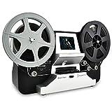 Rybozen Super 8 - Normal 8 Film Scanner mit 2,4' LCD und 32 GB SD-Karte, 1080P HD Digitalisierer...