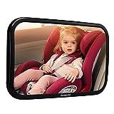 【Neue Version】Akapola Rücksitzspiegel für Babys, Spiegel Auto Baby, Auto Rückspiegel für...