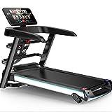 Jianghuayunchuanri Faltbare Fitness-Laufmaschine Uiet Design Elektrische Tretmühle Innen Folding...