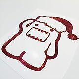 folien-zentrum 1 x Domukun Winter Flip Flop Hologramm Rot 243 Oilslick Rainbow Aufkleber Metallic...