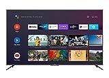 Smart-Tech SMT75E1MUC2M1B1 191cm (75 Zoll) LED Fernseher Smart TV (4K UHD, Android 9.0, Google...