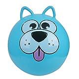 XINQIAN 45cm großer Hornball Kinderspielzeugball Bouncing Ball Cartoon aufblasbarer Bouncing Ball...