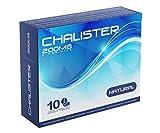 Chalister 200mg 10 Kompressen | Schnelle Wirksamkeit, Dauerhafte Wirkung, keine Gegenanzeigen, 100%...