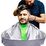 Haarschneideumhänge für Erwachsene Umbrella Design Friseursalon Cape Halten Sie Haare von Kleidung...