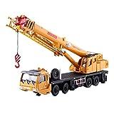 Toyvian Legierung Engineering LKW Traktor Modell Spielzeug Kran Spielset Modell 1:55 für Kinder...