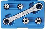 BGS 65505 | Stehbolzen-Ausdreher-Satz | 6 - 12 mm | 5-tlg.