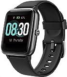 UMIDIGI Smartwatch Uwatch3 Fitness Tracker 5 ATM Armbanduhr Sportuhr Smart Watch Pulsuhr mit...