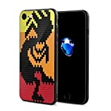 mz-shop Kokopelli Decor Collection Traditional Native American Indian Pattern Ancient Civilization...