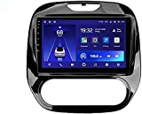 Android 10.0 GPS Navigation für Ren-Ault Kaptur 2016-2019 IPS Touchscreen Autoradio Sat NAV...