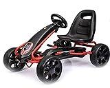 Lean Kinder Go-Kart Top Speed Champion Tretauto Gokart 3-7 Jahre