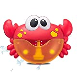 A-myt bringt seine Farbe in die Luftfritteuse Schlagblase Frosch & Krabben Babybad Spielzeug Bubble...
