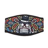 SM SunniMix Maskenband Neopren Maskenschutz 18 x 10 cm fr Taucherbrille Tauchmaske - Zhne