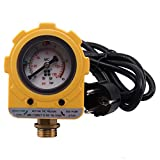 SNOWINSPRING 220V Druck Regel Schalter 10 Bar Druck Regler Elektronischer Schalter fr Wasser Pumpe...