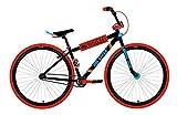 SE Bikes Big Flyer 29R BMX Bike (43cm, Black)