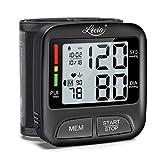 Digitale Handgelenk-Blutdruckmessgerät - Lovia Blutdruckmessgerät Vollautomatische Blutdruck- und...