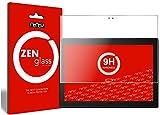 ZenGlass Flexible Glas-Folie kompatibel mit Lenovo Tab 4 TB-X704L Panzerfolie I Display-Schutzfolie...