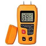 sanhuanmao Handheld Holz Feuchtemessgerät LCD Feuchtigkeitstester für Holz Feuchtigkeit Detektor...