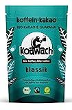 koawach Klassik Kakaopulver mit Koffein aus Guarana Wachmacher Kakao - Bio, vegan und Fair Trade...