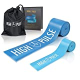 High Pulse®Flossing Band 2er Set inkl. gratis Transporttasche und Beileger – Flossband 1,0 mm...