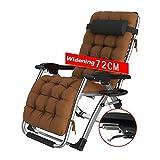 FENGLIAN Komfort-Sofa, bequem, ohne Schwerkraft, zusammenklappbar, verstellbar, für Außenbereich,...