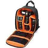 Sunneey Kameratasche, Pro Rucksack, wasserdicht, stoßfest, für Canon, Nikon, Sony, Olympus, Pentax...