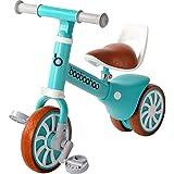 LSJZZ Kinderbilanz Fahrrad, kann rutschen, kann EIN 1-3-jähriges Fahrrad reinigen, geeignet für...