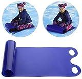 Kinder Schnee Tablett,Schnee Schlitten für Kinder,Portable Schnee Rodel Schlitten Teppich,Flying...