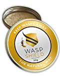 WASP SHIELD Wespenabwehrmittel I 100% Natrliche Wespenvertreibung I Ohne Insektizide I Kein direkter...