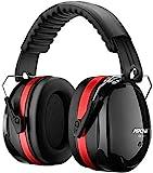 Mpow 056BR Gehörschutz Kind und Erwachsene mit SNR 34dB, Größenverstellbare Ohrenschützer mit...