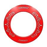 CUESOUL Dartboard Surround Hochdichte Dauerhafte Verwendung(CSDA-D405-1)