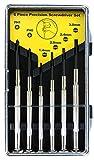 Mini Schraubenzieher Set, magnetisch, für Präzisionsreparaturen mit gehärteter Spitze geeignet...