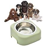 DC CLOUD Hundenapf Hundenapf Edelstahl rutschfest Hundeschalen Und -schüsseln Hundenapf Edelstahl...