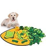 Anisity Schnüffelteppich für Hunde Schnüffelrasen Intelligenzspielzeug Schnüffelteppich Puzzle...