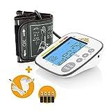 ETA Oberarm Blutdruckmessgerät für 2 Personen - Kapazität der Aufzeichnungen 2x250
