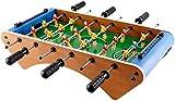 YUHT Tischfußball,Kickertisch,Fussball Spiel - 1 Mini-Kickertisch - Miniatur-Fußballspiel...