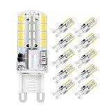 Jpodream G9 LED Lampe, 5W 32X 2835SMD Umweltfreundliche Lampe, 400LM, Ersatz für 40W Halogenlampen...