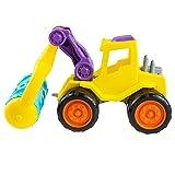 FancyBaby Traktor Kinder Spielzeug 30cm Baumaschinen Kinder Sand großen Rollenspielzeug Die Walze...