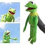 TNSYGSB 60cm Plüsch Kermit Frosch Sesam Sequrogs Puppe Das Muppshow Plüsch Spielzeug Geburtstag...