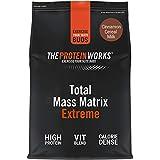 THE PROTEIN WORKS Total Mass Matrix Extreme Proteinpulver   Mass Gainer   Kalorienreicher Weight...