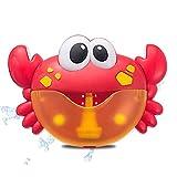 A-myt bringt seine Farbe in die Luftfritteuse Außerhalb Bubble Machine Crabs & Frog Music Kids Bad...