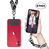 ROCONTRAP Phone Lanyard Patch Neck Strap Lanyard mit Detachable Neckstrap Kompatibel mit Most...