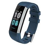 XXF Wasserdicht Smartwatch, USB Aufladbare Fitness Trackers Mit Herzfrequenz-Monitor Schlaf Wecker...