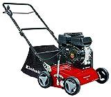 Einhell Benzin-Vertikutierer GC-SC 2240 P (2, 2kW, 40 cm Arbeitsbreite, -15 mm Arbeitstiefe + 5 mm...
