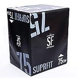 Suprfit 3-in-1 Soft Plyobox EPE Version - Sprungbox für plyometrisches Training &...